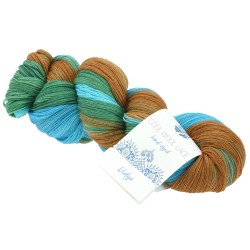 Cool Wool Lace Hand-Dyed...