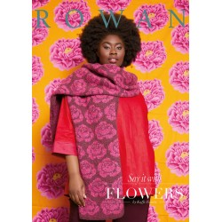 Say it with Flowers by Kaffe Fassett
