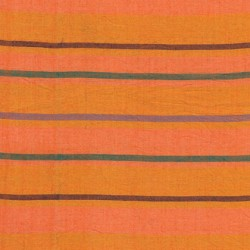 Walter Alternating stripe Orange