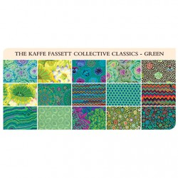 Fat Quarter Classics -Green