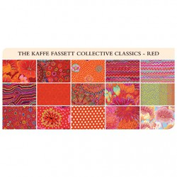 Fat Quarter Classics - Red