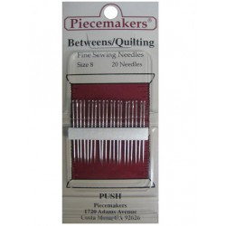 Quiltnaalden N°8 Piecemakers