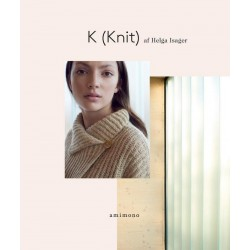 Amimono K (Knit) by Helga Isager