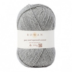 Pure Wool Worsted Moonstone...