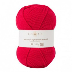 Pure Wool Worsted Cardinal...