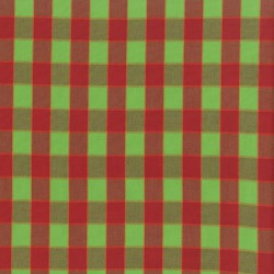 Checkerboard Plaid Ikat...