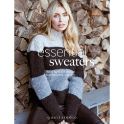 Rowan Essential Knits Sweaters
