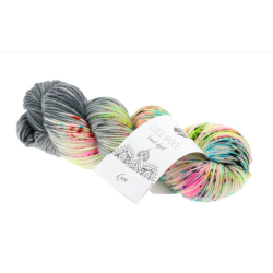Cool Wool Hand-dyed kleur 105