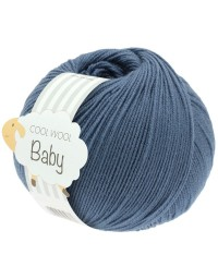 Cool Wool Baby van Lana Grossa - 100% merino wol machinewasbaar