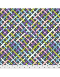 Mad Plaid - Patchworkstof ontworpen door Brandon Mably