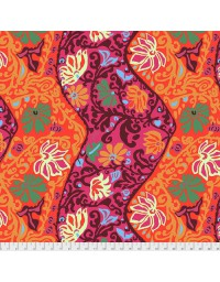 Bali Brocade is een Patchworkstof ontworpen door Brandon Mably