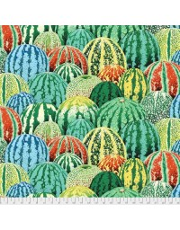 Watermelons - Patchworkpatroon van Philip Jacobs