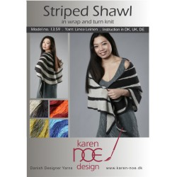 Striped Shawl
