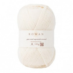 Pure Wool Worsted Soft...