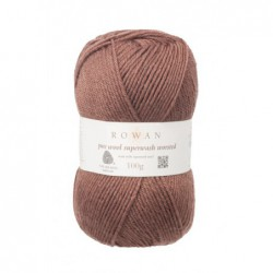 Pure Wool Worsted Toffee (188)