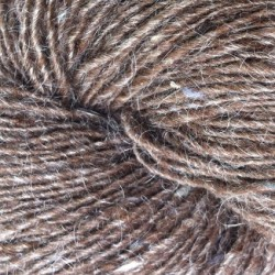 Isager Tweed Walnut
